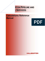 Calculations Reference Manual PPS-CRM-001