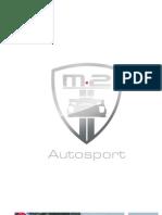 Marketing Information M2 Autosport