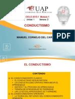 2. Condicionamiento Clásico y Operante