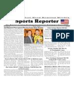 April 8 - 14, 2015 Sports Reporter