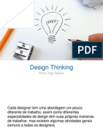 Introdução Ao Método de Criação Design Thinking