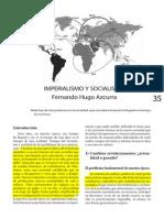 Imperialismo y Socialismo-Fernando Hugo Azcurra