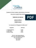 EC_1º Avance 2014 Impuestos
