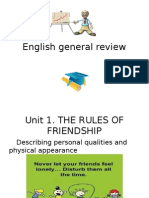 English General Review