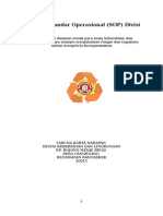 Tugas Pokok Dan Fungsi Divisi Kebrsihan Dan Lingkungan Taruna Karya