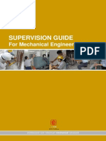 HDB_Mechanical Engineering Supervision Guide 2012
