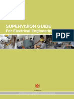 HDB_Electrical Engineering Supervision Guide 2012