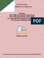 Libro Contabilidad Fiscal Integral 2015