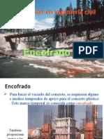 Encofrado Con Madera 2014 II