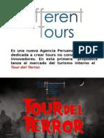 Publicidad Tour Del Terror