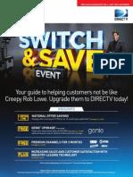 directv - sales guide - q1-2015