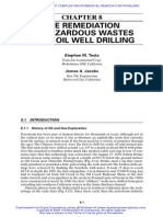 The Remediation of Hazardous Wastes