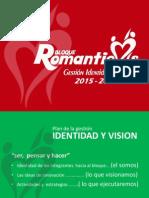 Por Que Identidad y Vision 2015 - 2016