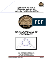 Circunferencia de Feuerbach
