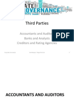 3rd Parties