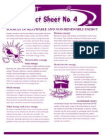lesson 16 - energy sources fact sheet