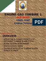 Gte1.06 - Engine Turbine