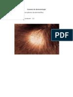 Examen de Dermatologia 2011