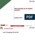 Procedure Ps Hsdpa Tshoot (Nxpowerlite)