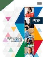 Convocatoria 2015-03-13 Licenciatura Educacion (1)