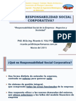 Responsabilidad Social Empresarial Clases Didacticas