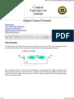 CTM_ Digital Control Tutorial