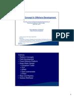 Offshore Platform Concepts
