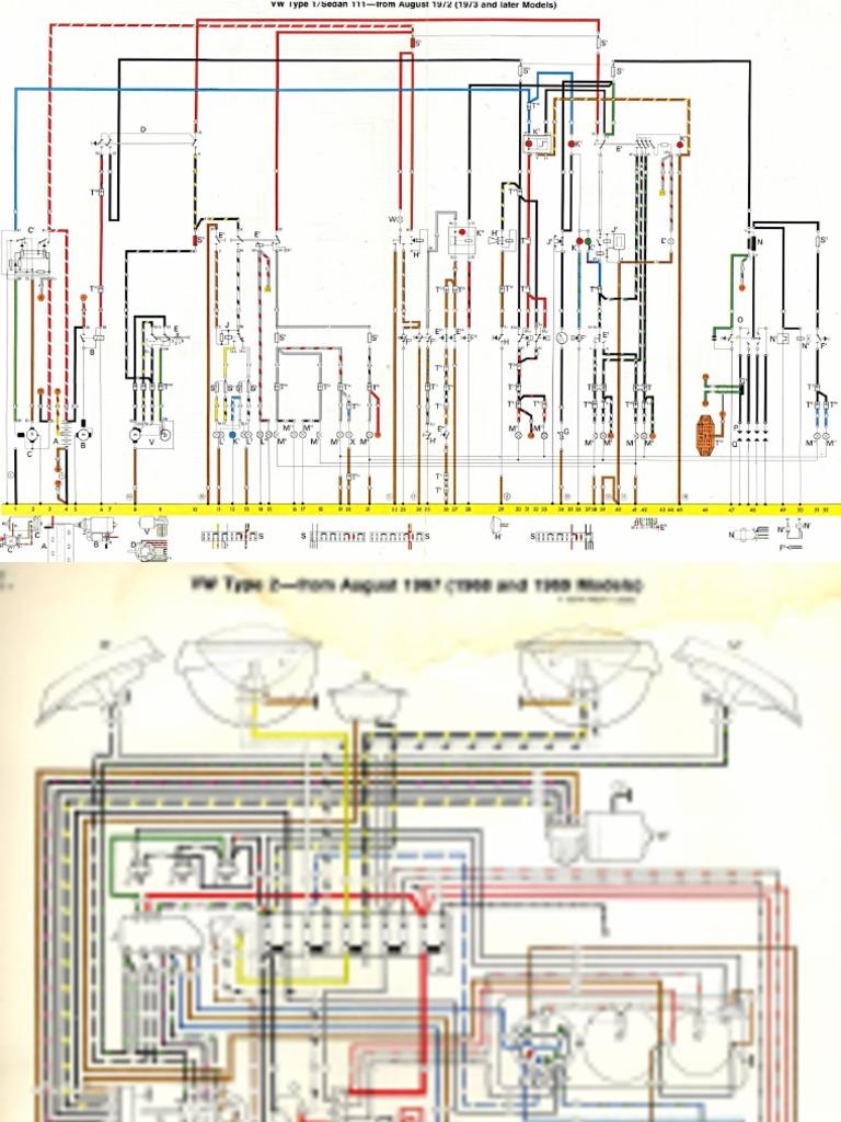 Diagramas Electricos Vw Escarabajo 1