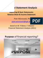Fridson Financial Statement Analysis Pdf