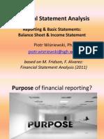 Fridson Financial Statement Analysis Pdf