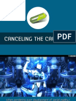 Canceling the Causality