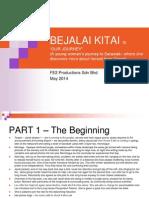 BEJALAI Beginning Versi Kazar New