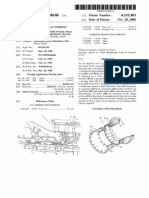 Air Separator for Gas Turbines (Patent Report)