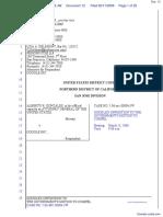 Gonzales v. Google Inc. - Document No. 12
