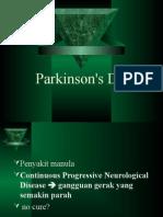 2007 Anti Parkinson
