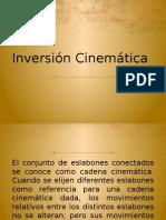 inversión Cinematica