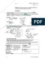 lesson 64-scientific notation