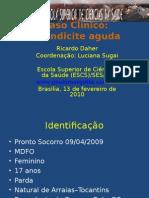Caso Clinico-Apendicite Aguda NEO