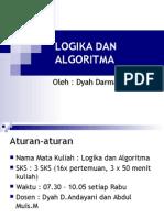 01 - Pendahuluan Logika Dan Algoritma