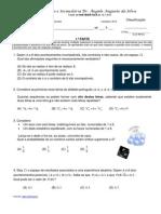 matematica 12º ano - 2015