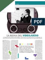 Reportaje sobre Eurídice Cabañes en el Diario de Burgos