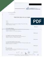 Protocole d'accord Nouville PHP