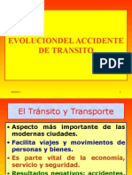 14 Evolucion Acc. Transito