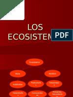 Ecosistemas acuáticos(seres vivos)