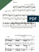 9 Canciones en Tablatura