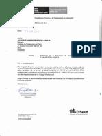 Notificación de la Resolución de Presidencia Ejecutiva N°198-PE-ESSALUD-2015