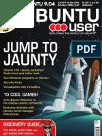 Ubuntu User - issue #1
