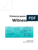 Primeros Pasos WITNESS