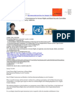 10-01-30 Zernik Request for international observers by UN High Commissioner and Basel Accords Committee in Los Angeles County, California s
