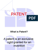 Patents Final